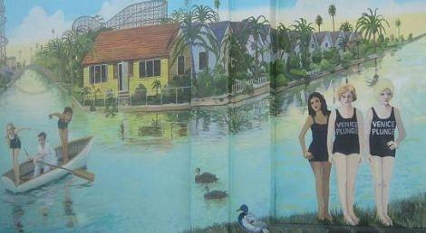Venice Street Artwork