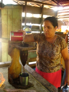 Making Dominican Coffee
