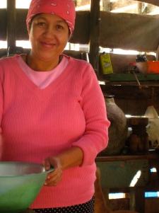 Dominican cook