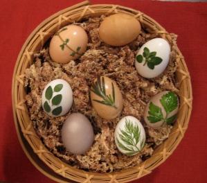 Herb Eggs