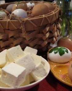 Marshmellows and Eggs