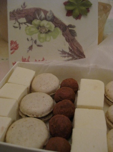 Petit Fours in Box