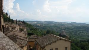 Montepulciano Landscape