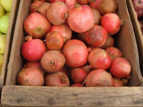 pomegranetes